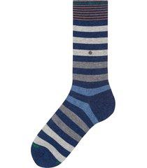 burlington blue blackpool socks 21023-6688