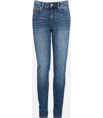 high waist harper jeans - denim