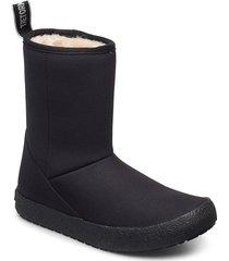 baffle hybrid shoes boots winter boots svart tretorn