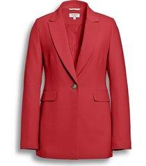 beaumont blazer rood