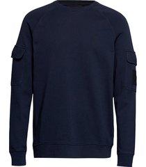 army cr sweat-shirt trui blauw peak performance