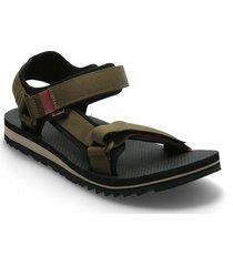 m universal trail shoes summer shoes sandals grön teva