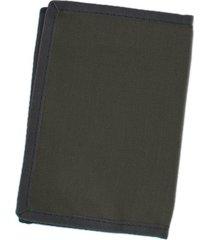 billetera slim wallet verde doite