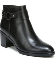 naturalizer lydia booties women's shoes