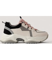 na-kd shoes skor - multicolor