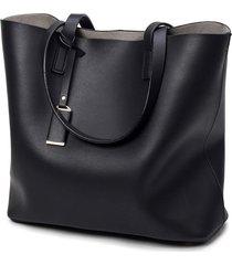 spalla multifunzionale a grande capacità per le donne borsa