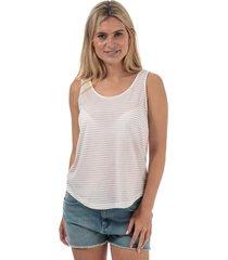 womens rebecca stripe jersey vest
