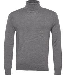 italian merino turtleneck sweater knitwear turtlenecks grijs banana republic
