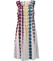 nash guipure lace dress