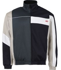mintessa color block track jacket