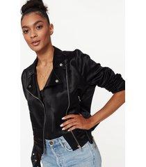 drey jacket black