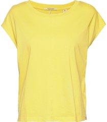 boxy fit tee t-shirts & tops short-sleeved gul scotch & soda