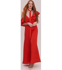 red the ramsey jumpsuit