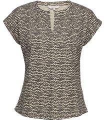 keditapw ts blouses short-sleeved svart part two