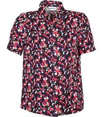 overhemd korte mouw american retro neoshirt