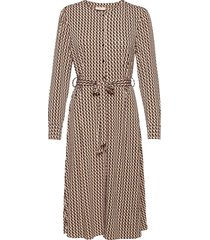 fqmizzy-dr-siga dresses everyday dresses brun free/quent