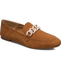 stb-luna chain s loafers låga skor brun shoe the bear