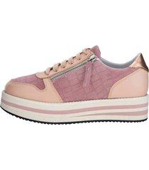 sneakers wenz rosa