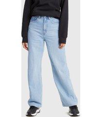 jeans levis full circle azul - calce regular