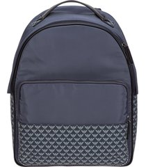 emporio armani zippy backpack