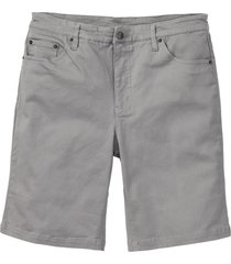 bermuda elasticizzati classic fit (grigio) - bpc bonprix collection