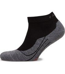 falke ru4 sh wo footies träningssockor/ankle socks svart falke sport