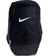 morral negro nike club team swoosh backpack