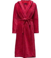 siro mari bathrobe ochtendjas rood marimekko home