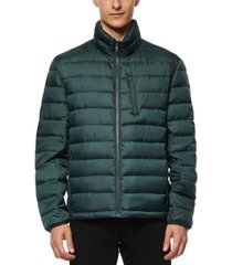 marc new york men's pearson puffer packable jacket
