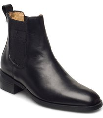 dellar chelsea shoes chelsea boots svart gant