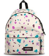 eastpak padded ek620 backpack unisex adult and guys bright white