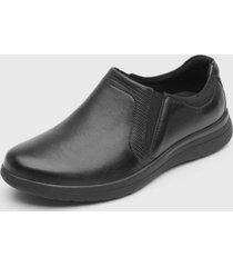 zapato mujer traviata negro flexi