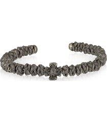 be unique designer men's bracelets, blue steel reptile bracelet