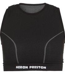 heron preston active top