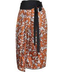 tory burch tory burch pleated skirt