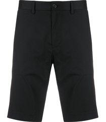 dolce & gabbana tailored bermuda shorts - black