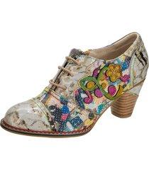 skor laura vita flerfärgad