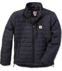 carhartt jas men gilliam jacket black-s