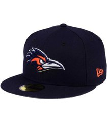 new era university of texas san antonio roadrunners ac 59fifty fitted cap