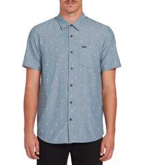 volcom men's archive mark shirt