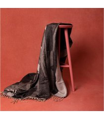 manta pune cor: preto - tamanho: único