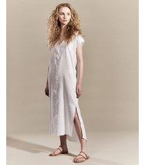 vestido blanco portsaid