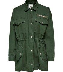 jacka onlelecta oversize cargo jacket cc pnt