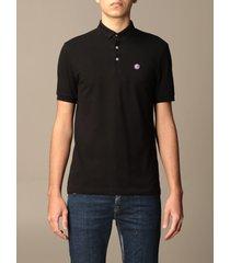 colmar polo shirt colmar polo shirt in piquet cotton with logo