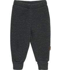 wool pants byxor grå mikk-line