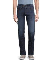 diesel men's waykee-ne drawstring jeans - denim - size 26