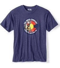 colorado circle trout short-sleeved t-shirt