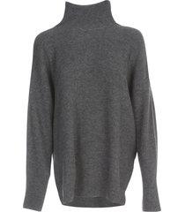 nanushka pippa sweater high neck