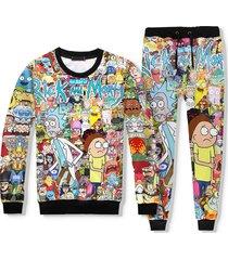 autumn-winter-men-women-3d-sweatshirt-set-print-cartoon-rick-and-morty-hoodies-p