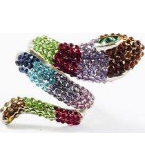 anillo serpiente colores